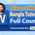 MICROSOFT WORD BANGLA TUTORIAL FULL COURSE